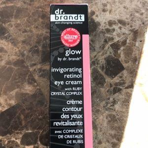 Dr Brandt glow eye cream